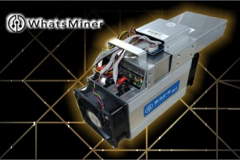 دستگاه ماینر Whatsminer M3x-v2.2- 12.5TH/s